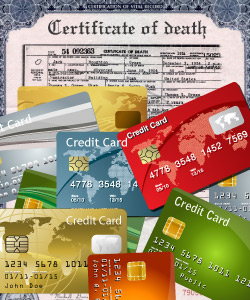 crredit card debt