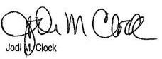 jodi signature