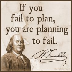 Ben Franklin quote